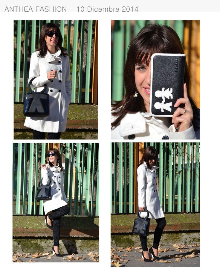 Anthea Fashion il 10 Dicembre 2014 parla delle borse #biribag e dei portagli #biriport www.ibirikini.com - info@ibirikini.com