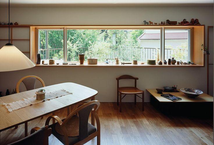 建築家:八島正年/八島夕子「宮前の家」