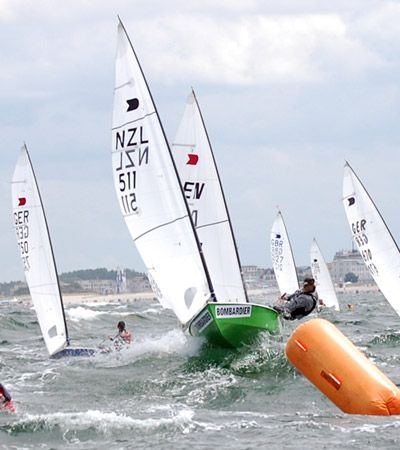 The homepage of the international OK Dinghy assoc..