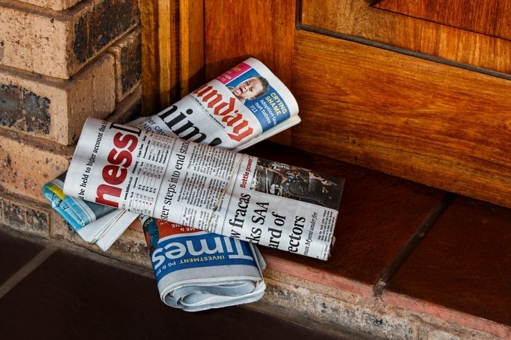 Daily Paper, Newspaper, Daily News, Publication, Media Photo - Visual Hunt
