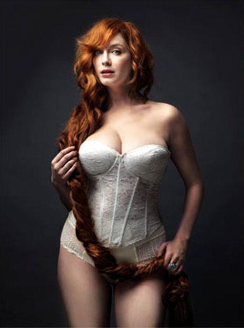 Christina Hendricks Reveals Our Inner LilithWoman - 4 Health | Body Image | Beauty - Anne of Carversville Women's News