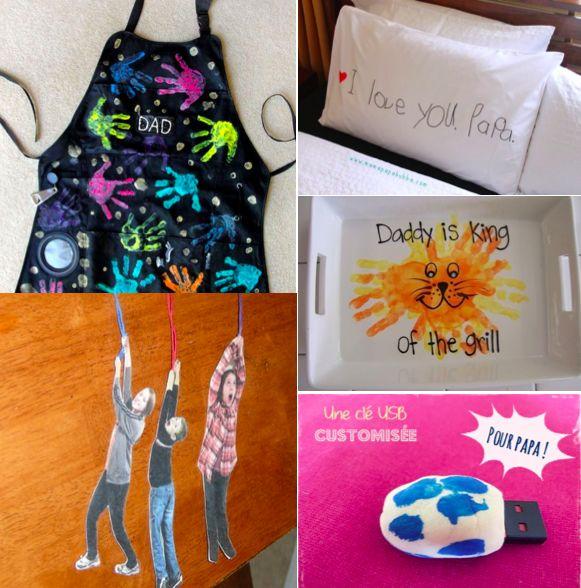 5 idées de cadeaux à faire à la maison pour la fête des pères | fête des pères | Cadeau fete des ...