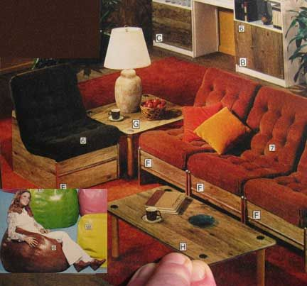 1000 images about My 70 s Den on Pinterest
