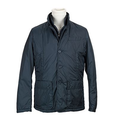 Giaccone uomo - Blu - Invernale. €152,20. #hallofbrands #hob #jackets #coats #giubbotti #giaccone #invernale #wintry #winter