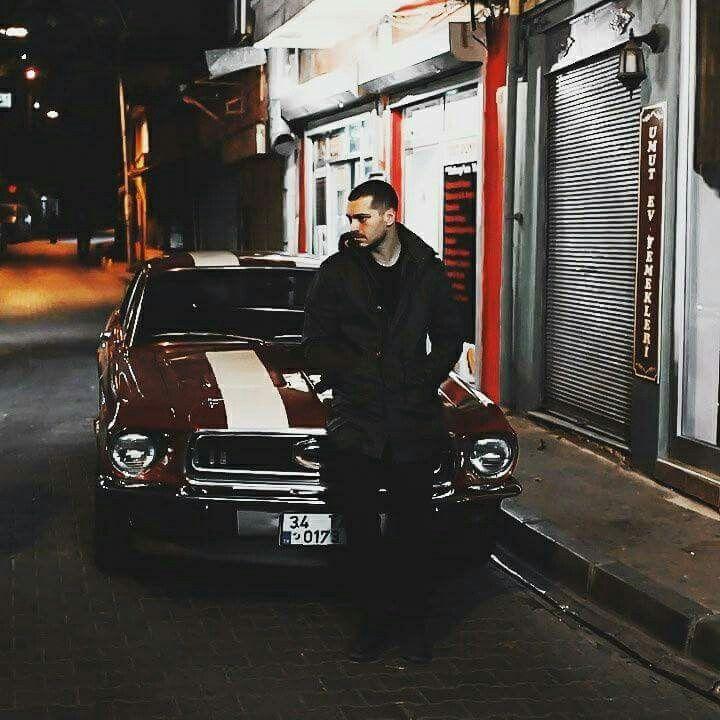 Çagatay ulusoy Mustang