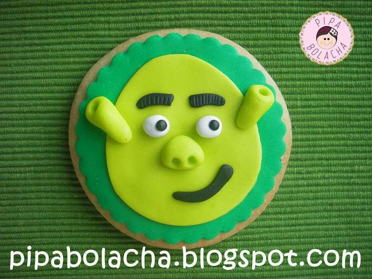 die besten 25 shrek kuchen ideen auf pinterest. Black Bedroom Furniture Sets. Home Design Ideas