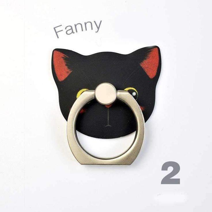 Cat Ring Cellphone Holder