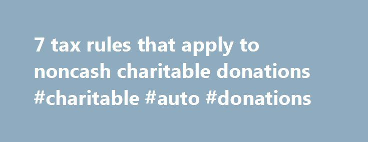 car donation tax write off Car donation programs car donation for tax credit you donate your car, get a nice big tax write-off and feel good about helping someone in the process.