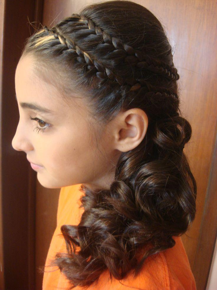 19 best images about peinados para ni as on pinterest - Peinados de ninas ...