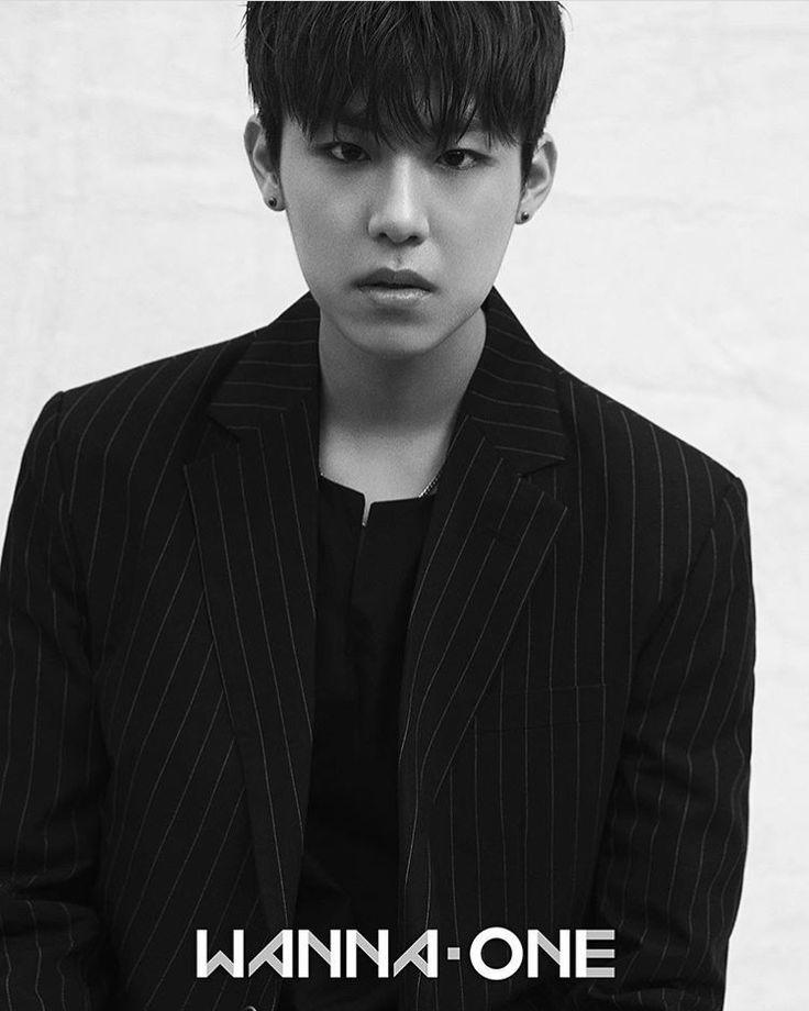 Park woo Jin member profile pic WANNA ONE