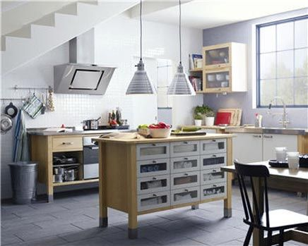 IKEA vrijstaande keukens