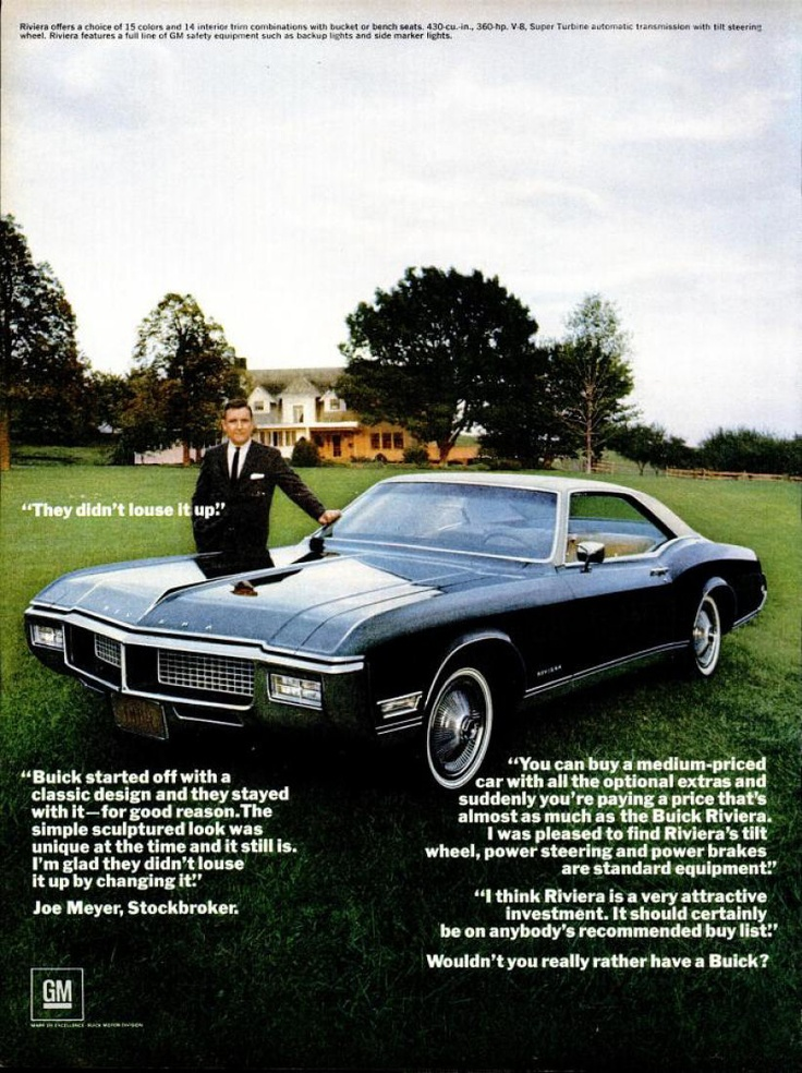 14 best Buick Vintage Ads images on Pinterest   Cars, Old school ...