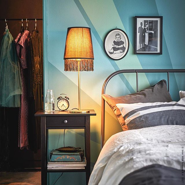 Bei IKEA Findest Du Originelle Ideen Für Dein Traumschlafzimmer. Lass Dich  Inspirieren U0026 Gestalte Dein Zuhause Individuell Mit Unseren Tipps.