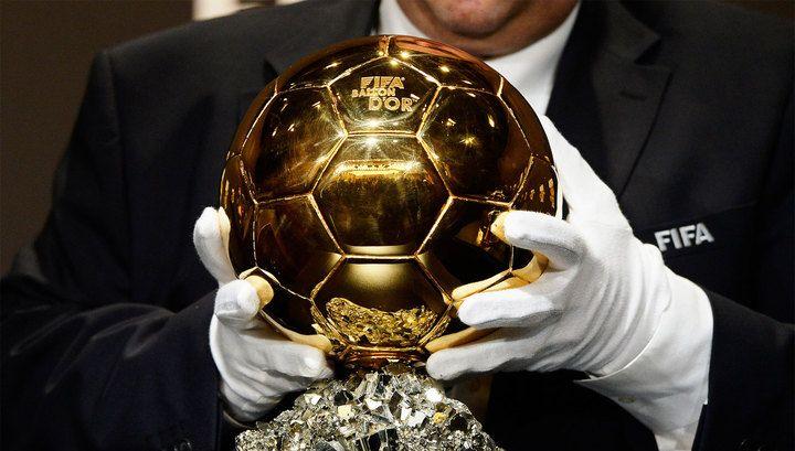 Названы претенденты на футбольный приз «Золотой мяч» | 24инфо.рф