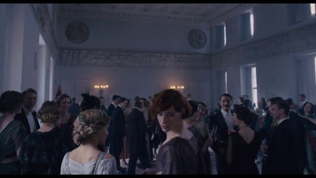 Visit nameofthesong for (parts of) the music of: The Danish Girl - Trailer
