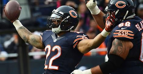 The Chicago Bears lost to the Miami Dolphins today (10/19//14) by a score of 27-14. Because of the loss to the Dolphins, the Bears are in a meltdown mode. It gets worse Jay Cutler hit a referee.