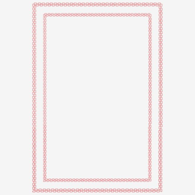 Love Heart Frame Border Valentines Day Love Heart Png Transparent Clipart Image And Psd File For Free Download Heart Frame Love Heart Clip Art
