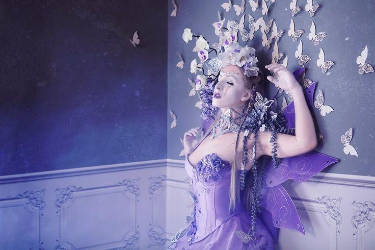 Photographer: Mori Gena Photography Designer: Atelier Selene de Viollet Model: Venerÿs Dies