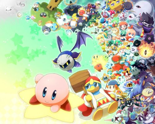 kirby characters - Google Search