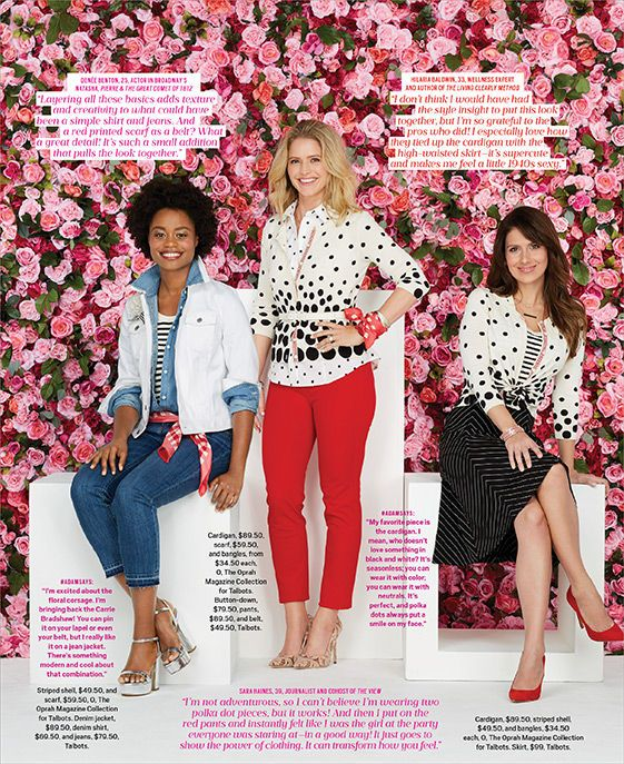 Dress for Success | O, The Oprah Magazine Collection | Talbots