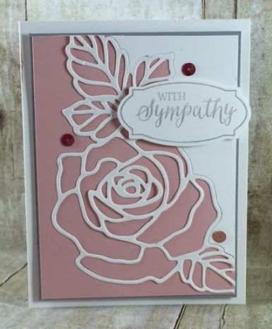 Stampin' Up Rose Wonder Bundle from Stampin' Up
