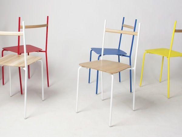 Chad Wright twig chair