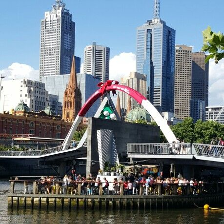 Floating bar Ponyfish in Melbourne