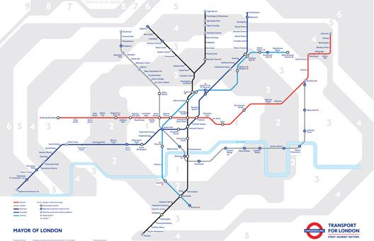 The Tube will run all night long on weekends from 2015