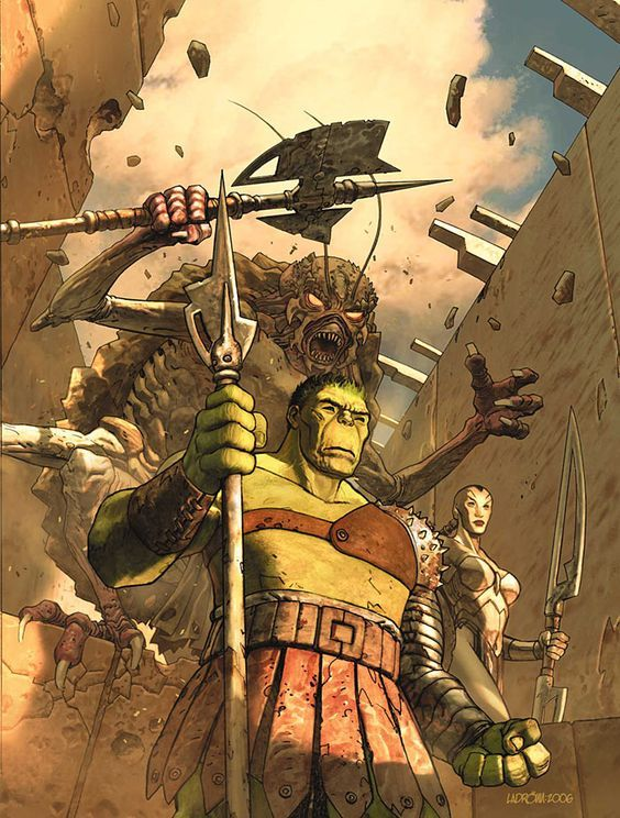 #Hulk #Fan #Art. (INCREDIBLE HULK #100 Cover) By: Jose O. Ladrönn. ÅWESOMENESS!!!™) ÅÅÅ+