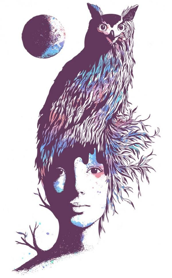 #illustration by Norman Duenas I LOVE IT