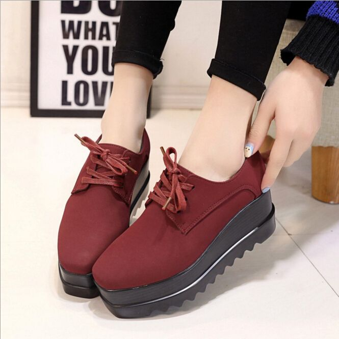 >>>Coupon Code2016 new famous brand suede leather brogue shoes woman lace up platform shoes square toe oxford derby shoes zapatos mujer2016 new famous brand suede leather brogue shoes woman lace up platform shoes square toe oxford derby shoes zapatos mujeryou are on right place. Here we have best se...Cleck Hot Deals >>> http://id047825936.cloudns.ditchyourip.com/32682953221.html images