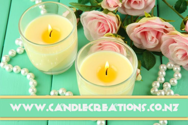 Welcome To Candle Creations - candle & soap making products from the 100% Kiwi family owned and operated supplier. Candle Creations...