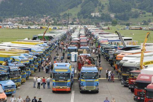 Festiwale w Szwajcarii