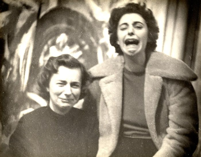 Grace Hartigan and Helen Frankenthaler