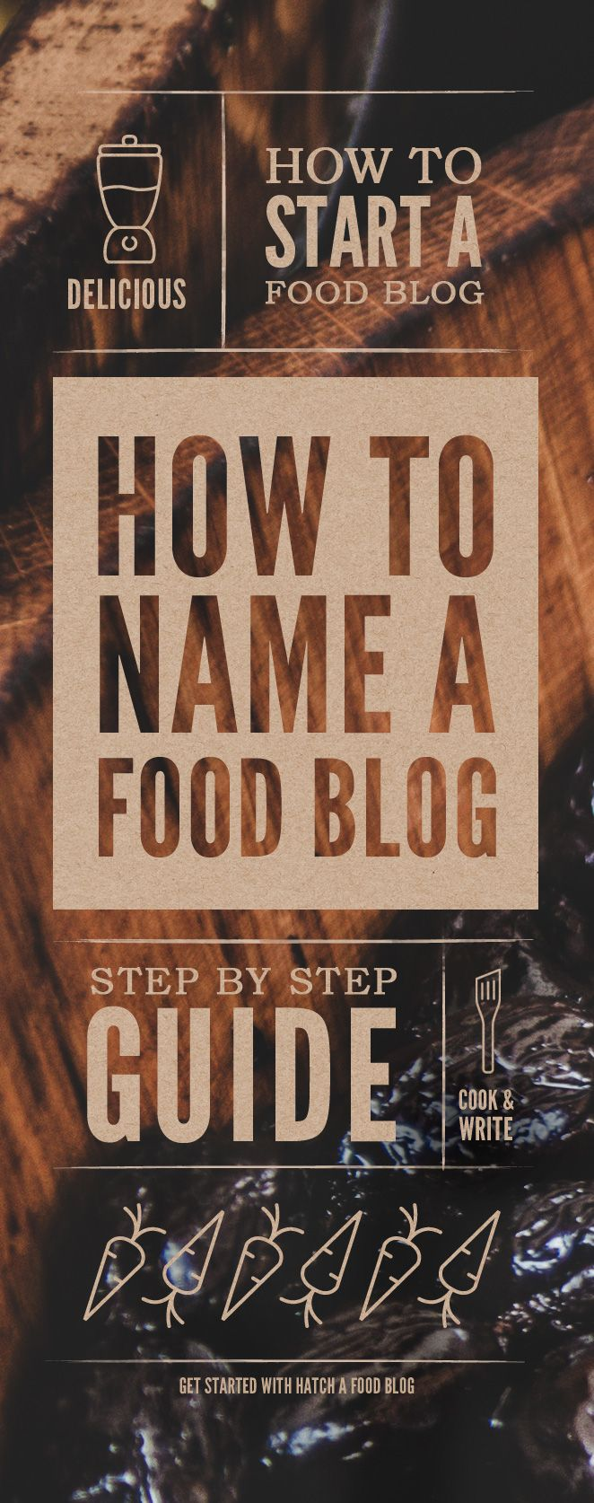 How To Name A Food Blog