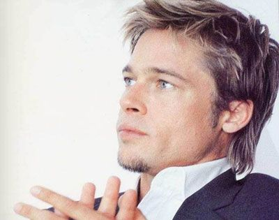 Classic, but has some real good pictures. Brad was sometime someone to dream with :P // brad pitt