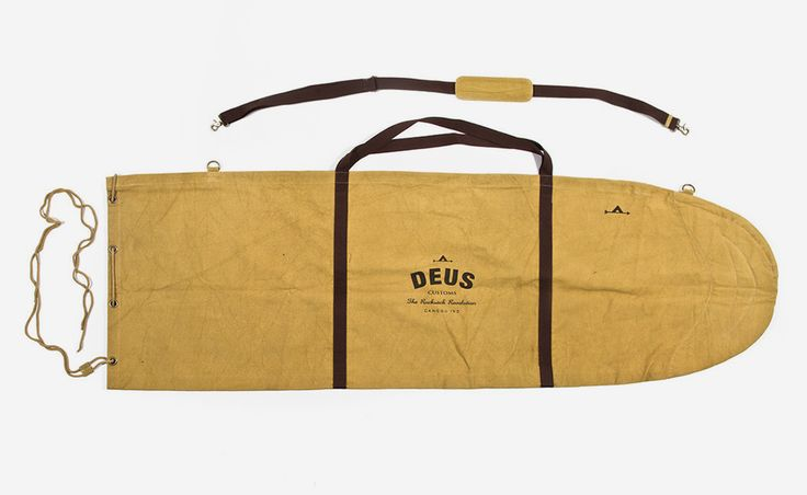 Deus Surf Bag
