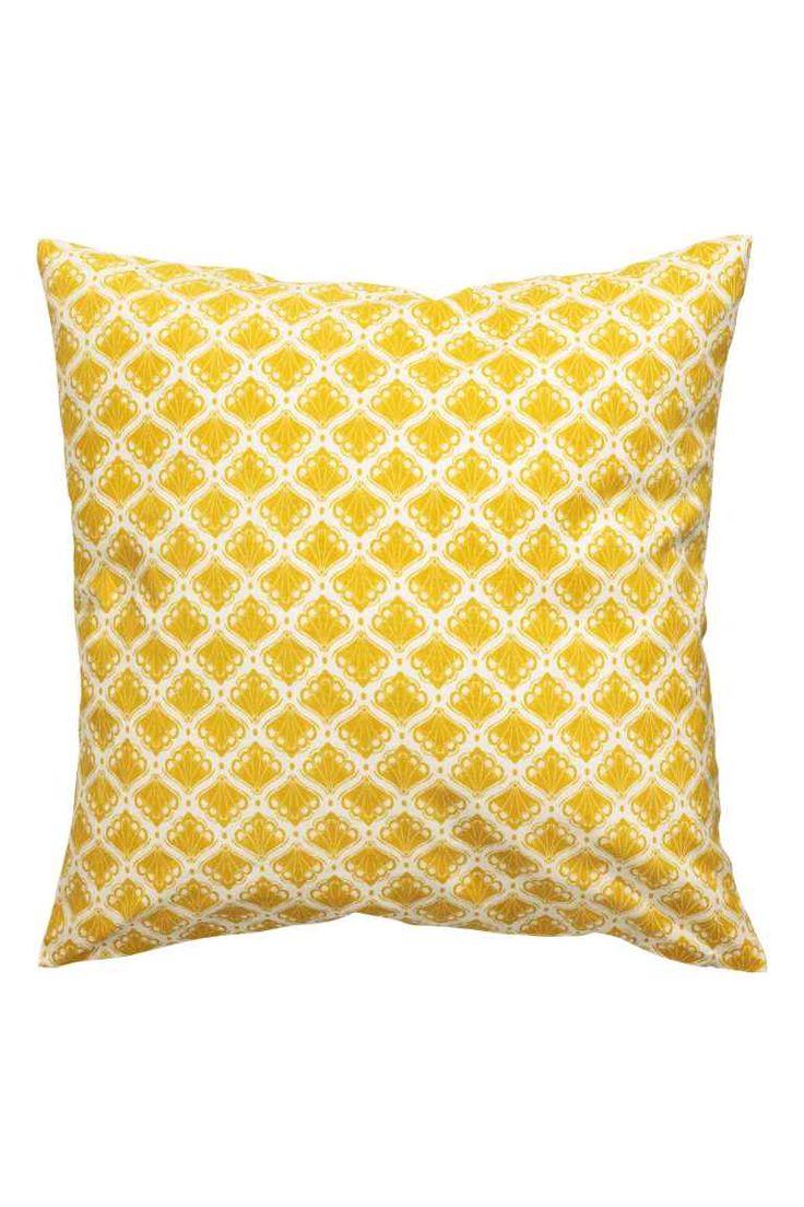 Чехол для подушки с рисунком | H&M