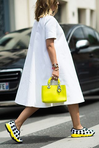 From Sneakers to Skinny Scarves, 11 Street-Style Trends You'll Be Seeing During the Spring '15 Shows