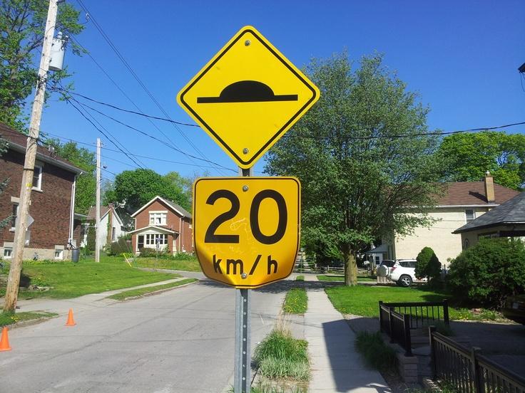 Caution: English People Ahead!