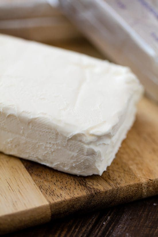 Learn how to soften cream cheese fast for use in recipes calling for softened cream cheese.