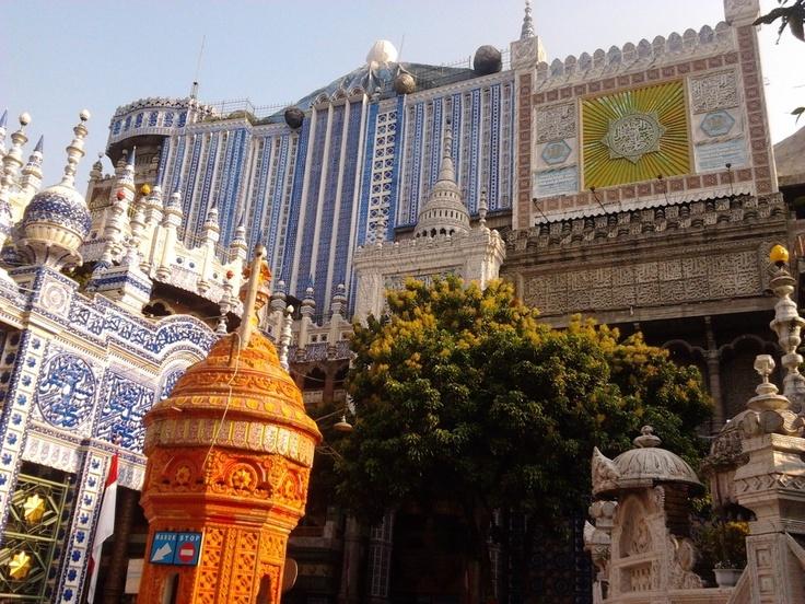 masjid tiban at turen malang east java indonesia full