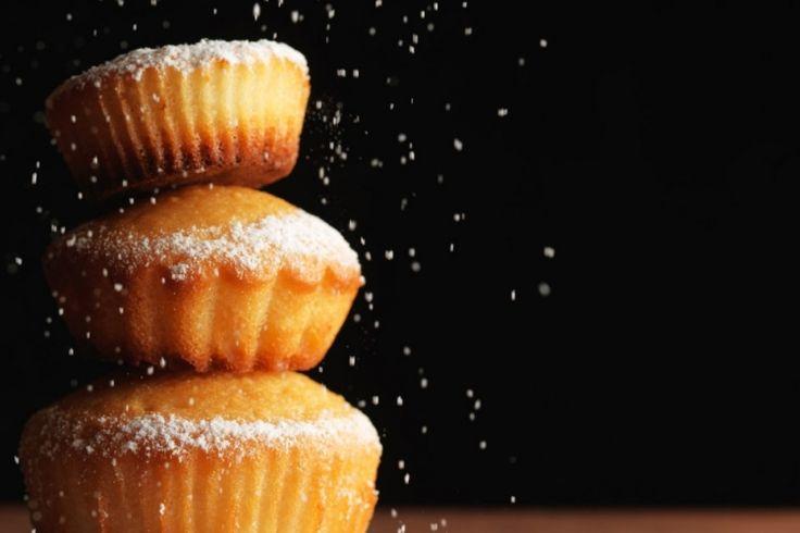 Muffins au goût de beigne...cannelle et sucre