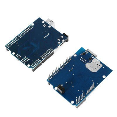 UNO R3 Board + Ethernet Shield W5100 Module for Arduino #jewelry, #women, #men, #hats, #watches, #belts, #fashion
