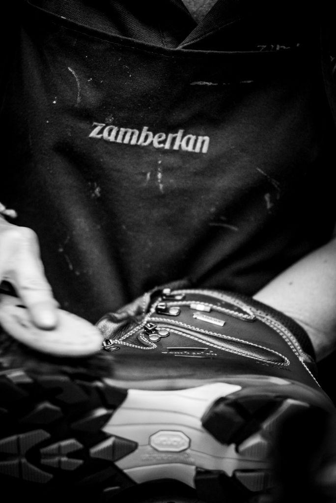 Production Dept #zamberlan #discoverthedifference
