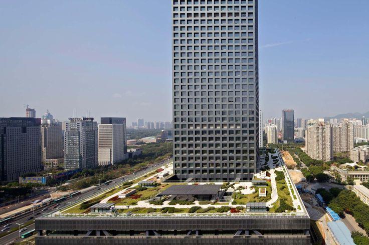Reading OMA's Shenzhen Stock Exchange - uncube
