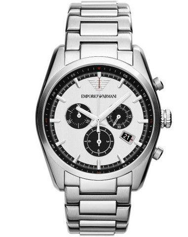 Emporio Armani Tazio Sportivo Chrono Watch AR6007 Campbell Jewellers Dublin Ireland