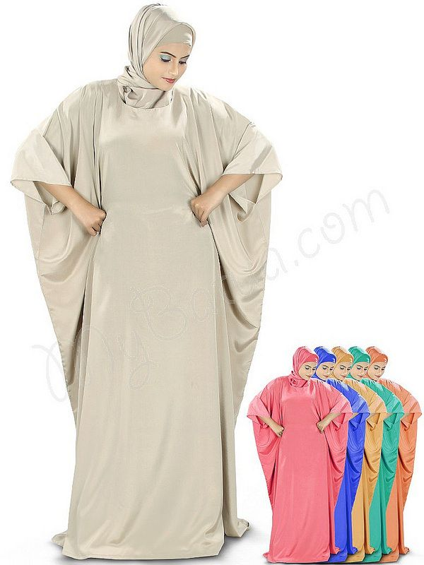 Pretty Warm_Grey Party Wear Rua #Kaftan|#MyBatua.com Style No : KF-001 Price : $32.40