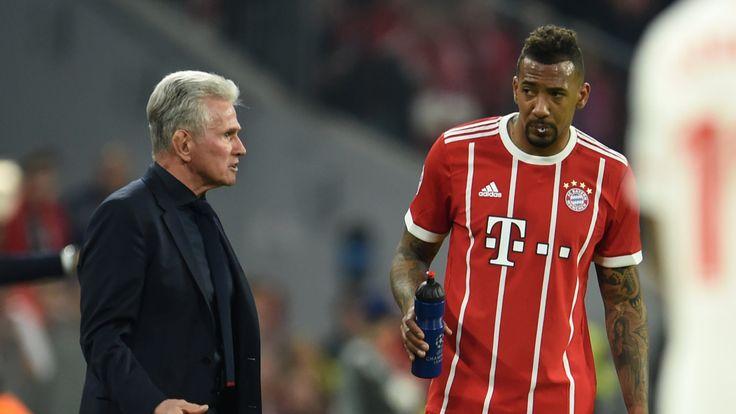 Bayern gegen Gladbach ohne Boss Boateng – BILD