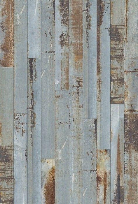 Reclaimed Ash Blue Laminate Flooring